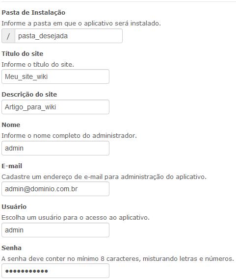 Configuração do WordPress na Locaweb